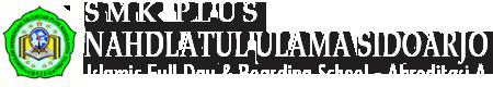 SMK Plus NU Sidoarjo | Bermutu Unggul, Berpedoman Al-Qura'an, Berakhlak Mulia